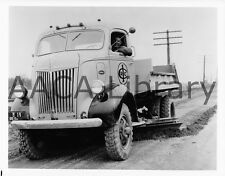 1941 Ford COE FWD Dump (Dumper) Truck, Factory Photo (Ref. # 43363)