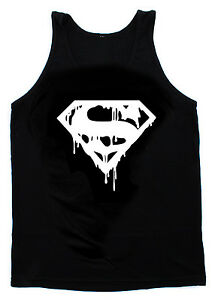 Fitted Workout Gym Vest Tank Top Wear Sleeveless workout training MMA Vest