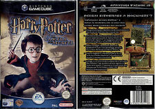 Harry Potter e la Camera Edei segreti PAL Italia-nintendo Gamecube