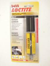 Loctite Hysol 3455 A&B Poxymatic Aluminium Adhésif Epoxy 24ml
