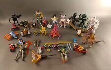 Toy figure lot. Takara. DBZ. Transformer. Lego. DC Comics.