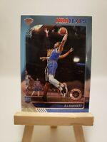 2019-20 NBA Hoops Premium Stock RJ Barrett Rookie Base RC New York Knicks