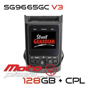 Street Guardian SG9665GC V3 128GB Full HD 1080p Dash Cam Drive Recorder