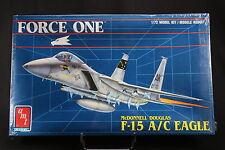 XI054 AMT 1/72 maquette avion 8694 Force One McDonnell Douglass F-15 A/C Eagle