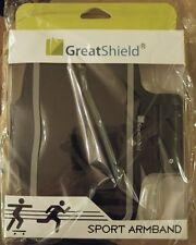 iPhone 7 Plus Armband GreatShield FIT Neoprene Stretchable Waterproof Arm Holde