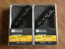 Seymour Duncan SJB-1 Vintage Jazz Bass Guitar Pickup Set 11401-01 and 11401-02