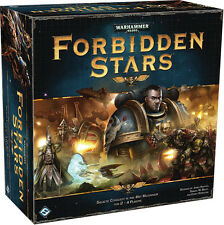 WARHAMMER 40,000 - Forbidden Stars Board Game Expansion (Fantasy Flight) #NEW