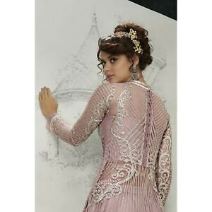 Bollywood Style Indian Salwar Kameez Suits Pakistani Anarkali Gown Dupatta Dress
