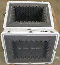 Pelican Hardigg Case 22 x 16 x 16 w/ Foam, Latches, Handles, and Pressure Valve