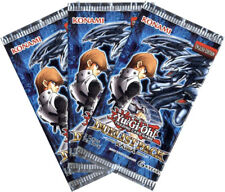 3x Yu-Gi-Oh! YuGiOh Duelist Pack KAIBA UNLIMITED Booster Packs SEALED IN HAND!!