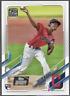 2021 Topps Series 1 Baseball Triston McKenzie Rookie Rip Party Parallel 04/10