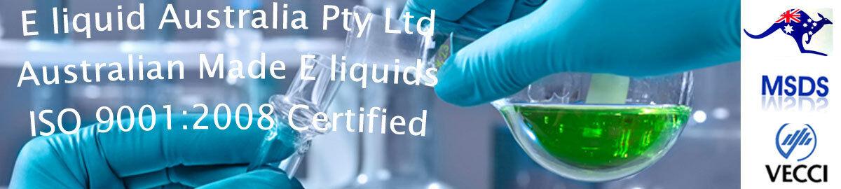 Eliquid Australia Pty Ltd