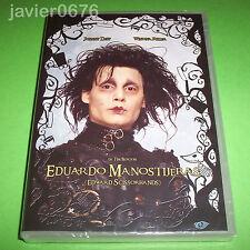 EDUARDO MANOSTIJERAS DVD NUEVO Y PRECINTADO JOHNNY DEPP