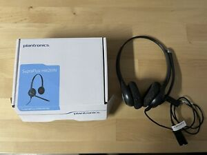 Plantronics HW261N Black Headband Headsets