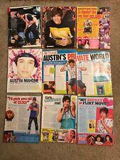RARE Austin Mahone Posters & Articles! Dirty Work