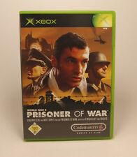 Prisoner Of War (Microsoft Xbox, 2002, DVD-Box) - Xbox Spiel
