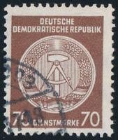 DDR-Dienst, MiNr. A 41 y A, echt gestempelt, gepr. Schönherr, Mi. 80,-