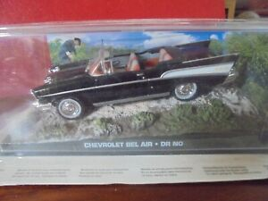 JAMES BOND COLLECTION ISSUE 33 - CHEVROLET BEL AIR - DR NO