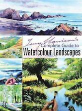 Terry Harrison's Complete Guide to Watercolour Landscapes 9781844483204