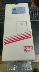 KEB COMBIVERT F4 DRIVE 11 KVA E167544 (VERY NICE TAKE OUT)