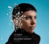 harpsichord Blandine Rannou - J.S Bach: Goldberg Variations [CD]