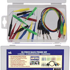Back Probe Kit Test Wiring Tool Automotive Power Electrical Probing Car Vehicle