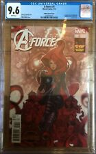 A Force #1 CGC 9.6 1260755019