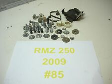 RMZ250 RMZ 250 RM gas tank fastener fork cable guard bolts grab bag video #85