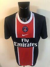 Maillot Foot Ancien Psg Paris Saint Germain Numero 19 Gameiro Taille XL