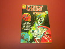GHOST STORIES #19 Dell Comics 1967