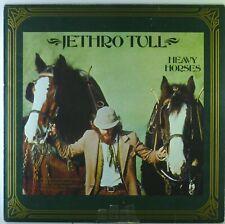 """12"""" LP - Jethro Tull - Heavy Horses - G635 - cleaned"""