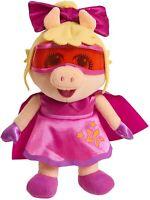 "Muppet Babies Plush Figure,  Super Fabulous Piggy - 8"""