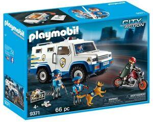 Geldtransporter PLAYMOBIL  9371 City Action
