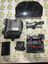 VW GOLF PLUS 2.0 TDI BKD ECU KIT SET 03G906016T 1K0937049N 2004 2009 #W263