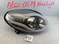 2014-2019 FIAT 500L RIGHT SIDE HEADLIGHT LAMP OEM NEW MOPAR 68223660AA