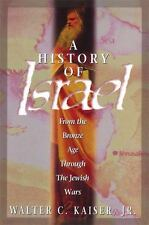 A History of Israel: From the Bronze Age Through the Jewish Wars-ExLibrary
