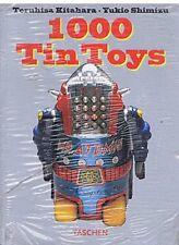 1000 Tin Toys by Kitahara, Teruhisa