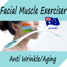 Facial Muscle Exerciser Mouth Toning Tool Exercise Toner Anti Wrinkle/Aging BK