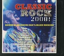 CLASSIC ROCK 2008! DUTCH AOR PROMO CD TOTO ASIA STYX JOURNEY JOHN WAITE DOKKEN