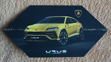 Lamborghini Urus & Huracan Perf. Spyder Pressemappe / Presskit Genf /Geneva 2018