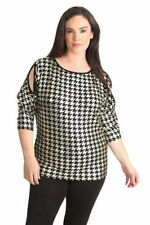 Plus Batwing, Dolman Tunic Tops & Blouses for Women