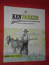 KEN PARKER- N°50- inedito- DI:BERARDI E MILAZZO- EDIZIONI MONDADORI- nuovo  raro
