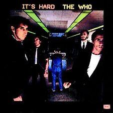 THE WHO -  IT'S HARD - LP VINILE 180 GRAMMI NUOVO SIGILLATO