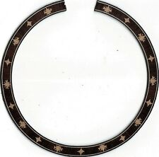 ACOUSTIC, GUITAR ROSETTE / INLAY, SOUND HOLE 168