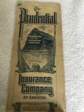 Vintage Insurance Policy