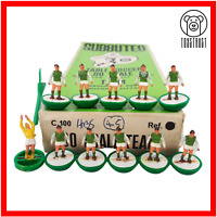 Subbuteo Team Ref 45 Hibernian Vintage Table Game HW Heavyweight Hibs C100 B3