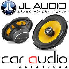 """JL Audio C1-650X 6.5"""" 16cm 165mm 450 Watts a Pair 2 Way Car Door Shelf Speakers"""