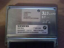 BMW E46 Motorsteuergerät Steuergerät 7500255 Siemens 5WK9037
