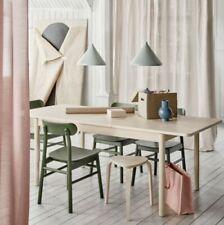 Ikea Rönninge Stuhl Grün Neu & Ovp Massivholz Stühle