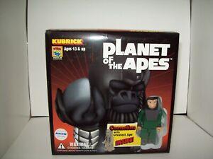 Kubrick Planet of the Apes Cornelius and Greatest Ape Set